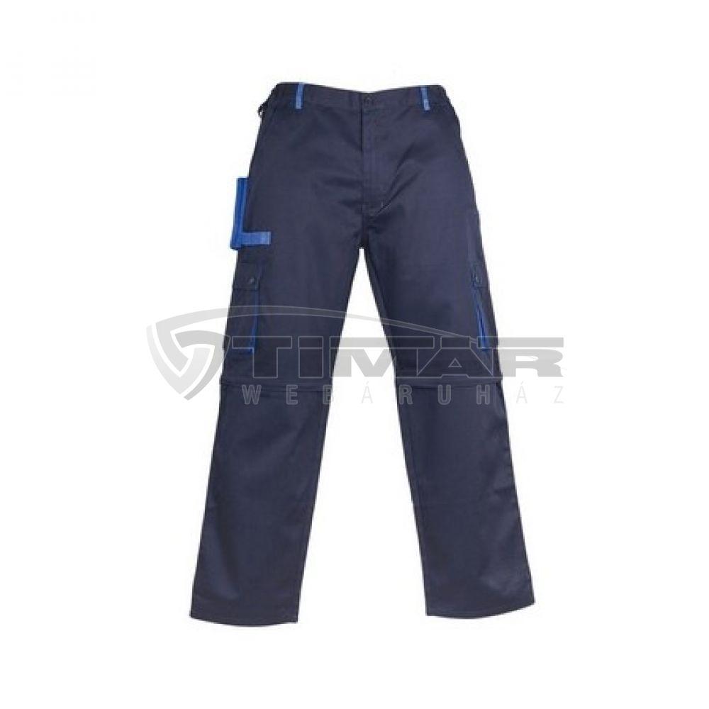 Munkavédelmi Deréknadrág Plus kék 56 58 8PLBP56-58 c8b775e4d8