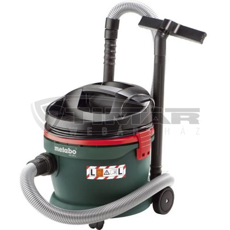 Metabo AS20L Porszívó 602012000