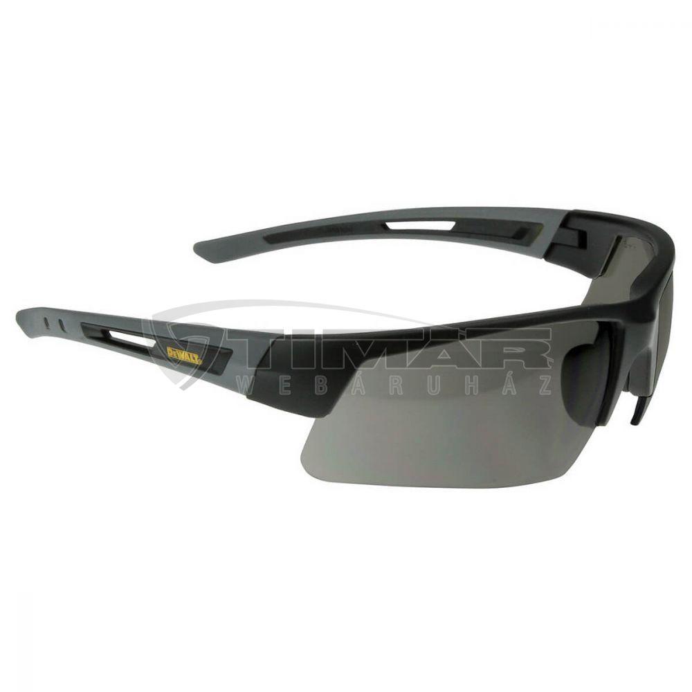 DeWALT DPG100-2D füstszínű munkavédelmi napszemüveg ed4edcca96