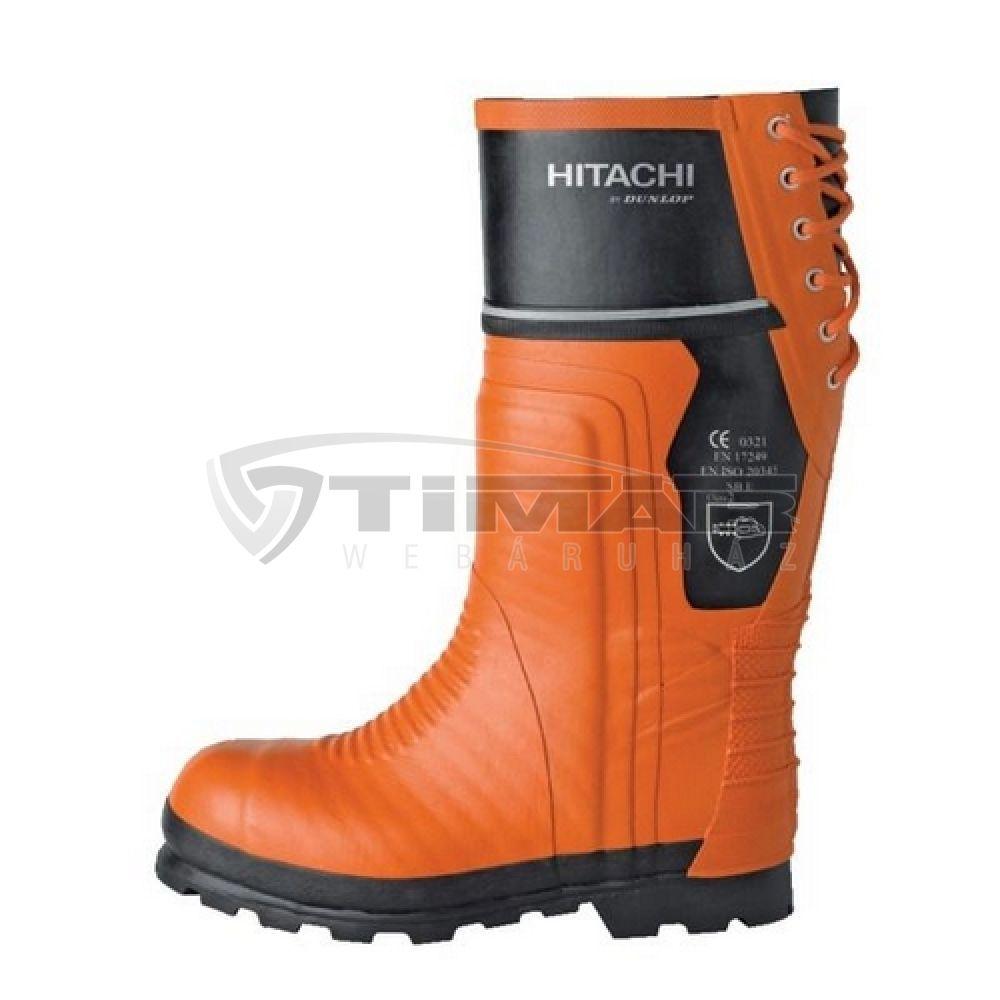 a2b616e2b7 Hitachi 713547 Munkavédelmi gumicsizma 47