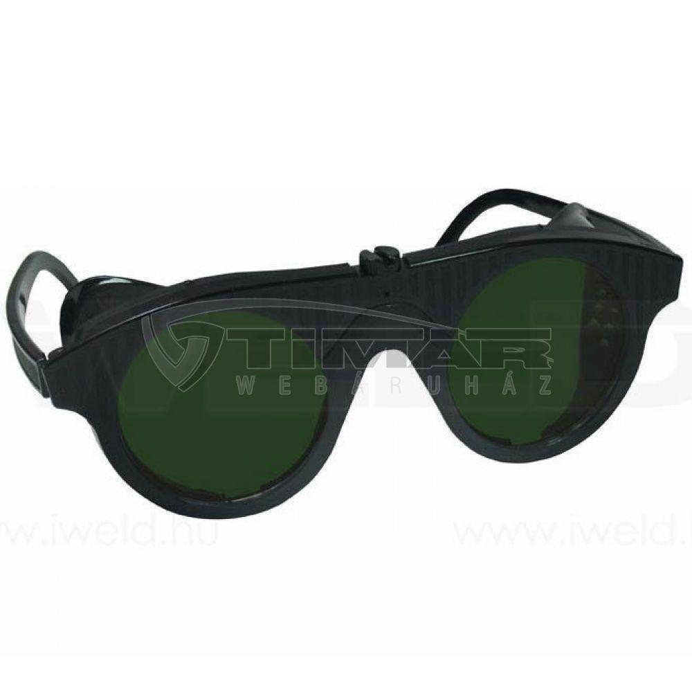 Iweld Hegesztő védőszemüveg műanyag 17008790 d1f6b76411