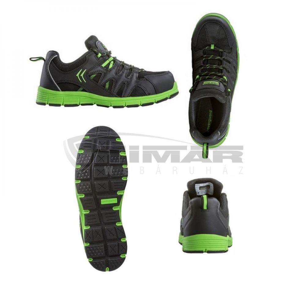 Coverguard MOVE cipő S3 SRA zöld 39-es 8ff22e2883